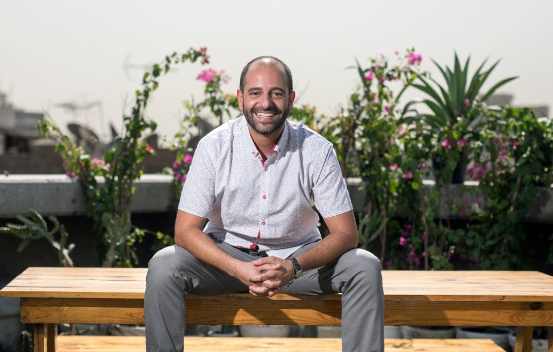 """تامر عازر: أتمنى إنشاء """"صندوق إعانة"""" للشركات الناشئة لمواجهة الظروف الحالية"""