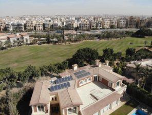 كايرو سولار.. بيوت ومصانع بالطاقة الشمسية