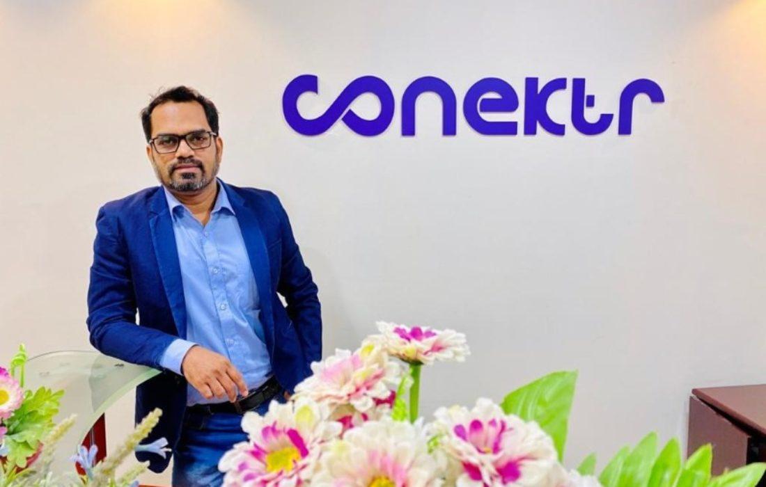 Conektr تحصد ٨٠٠ ألف دولار في جولة ما قبل التمويل الأولى