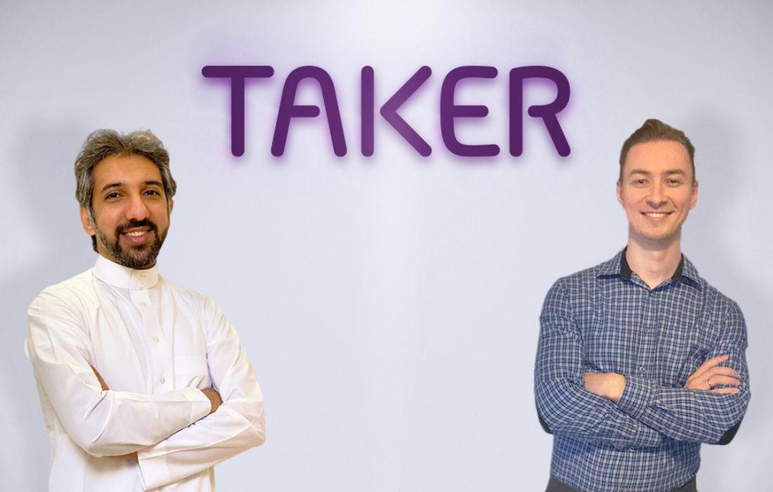"Taker السعودية تطلق خدمة ""تيكر جو"""