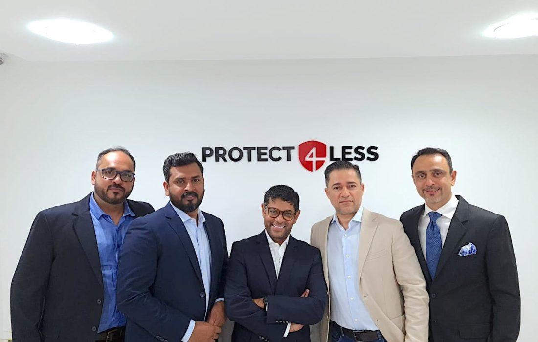Protect4less الإماراتية تحصد مليون دولار في جولة التمويل ما قبل الأولى