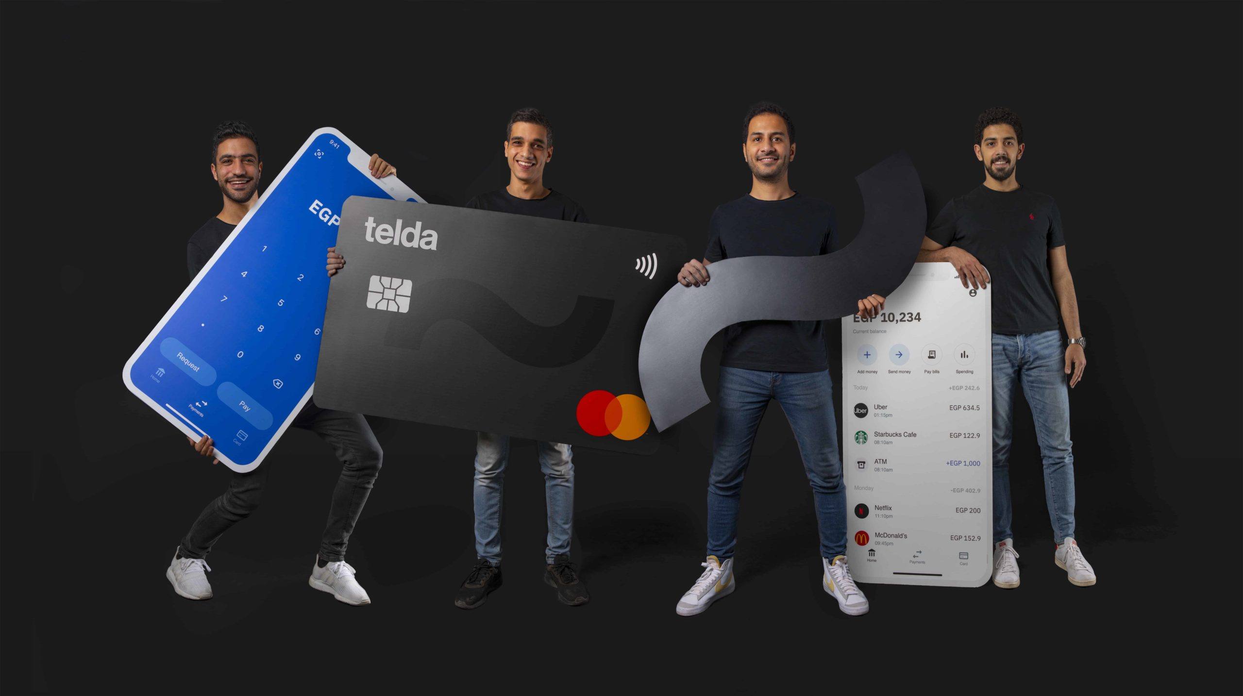 Telda تحصد تمويلا بقيمة ٥ ملايين دولار بقيادة Sequoia Capital