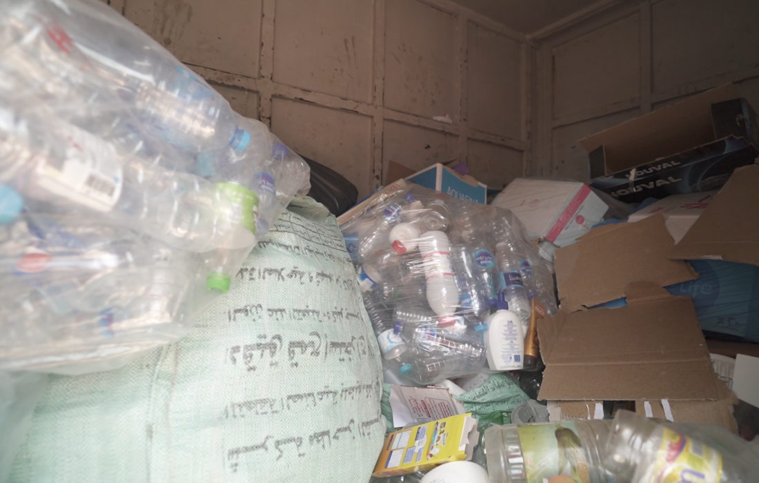 Could Cash for Trash be the Solution to Egypt's Waste Problem?