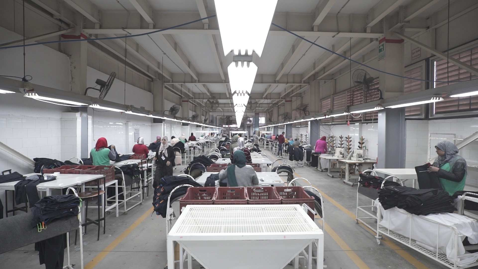How IoT Is Transforming the Garment Industry
