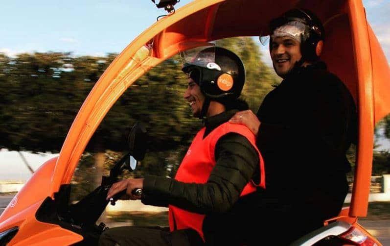 Bike Taxi Startup IntiGo Raises Over $300,000 in Funding