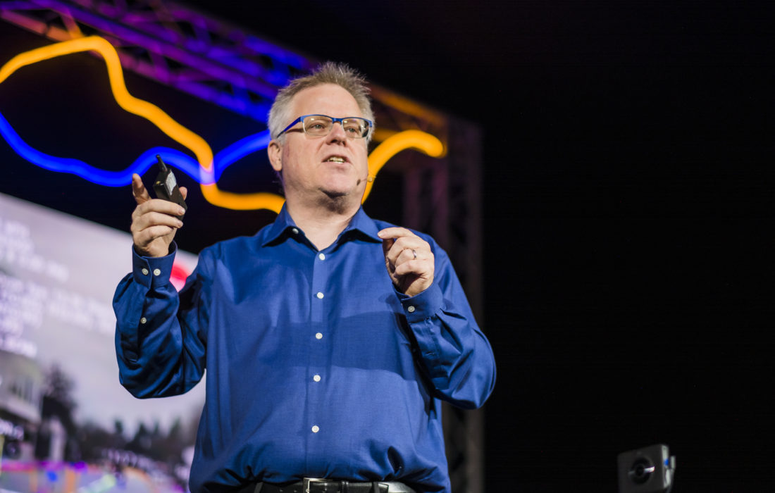 Robert Scoble: AI, AR, VR and the Perfect Storm