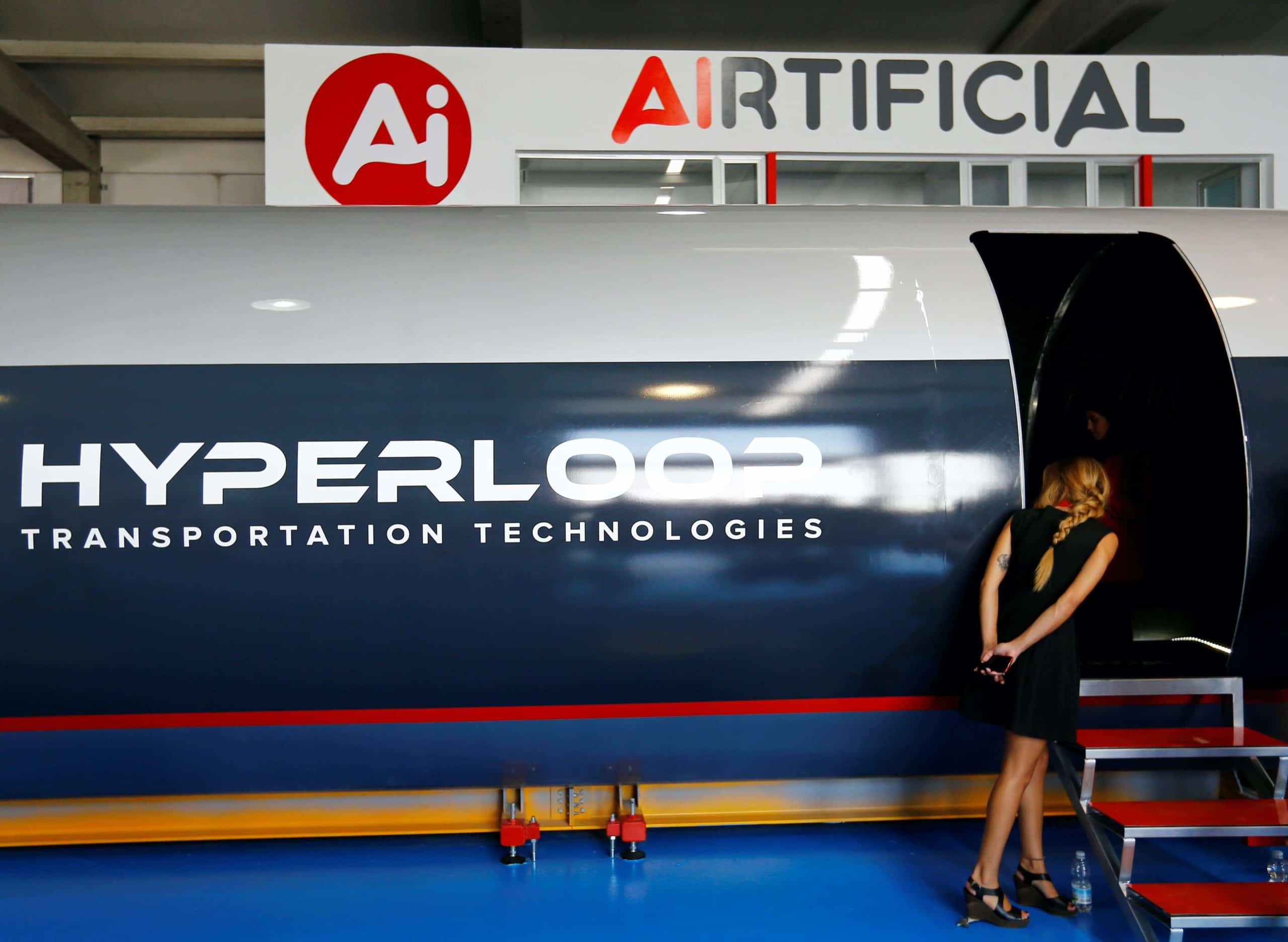 Virgin Hyperloop Gets Trade License in Saudi Arabia