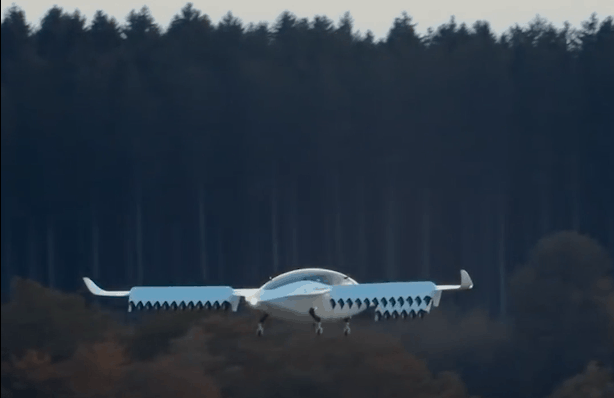 Lilium: Germany's Flying Taxi Startup
