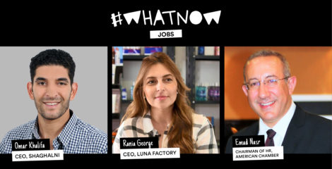 #WhatNow: How Will COVID-19 Change the Future of Jobs?