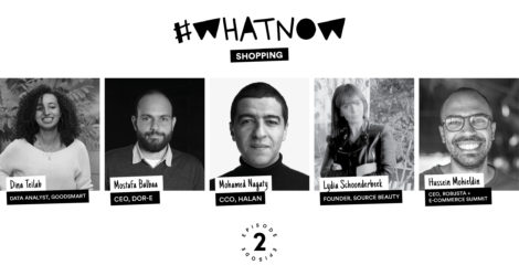#WhatNow: How can the pandemic change the shopping experience?