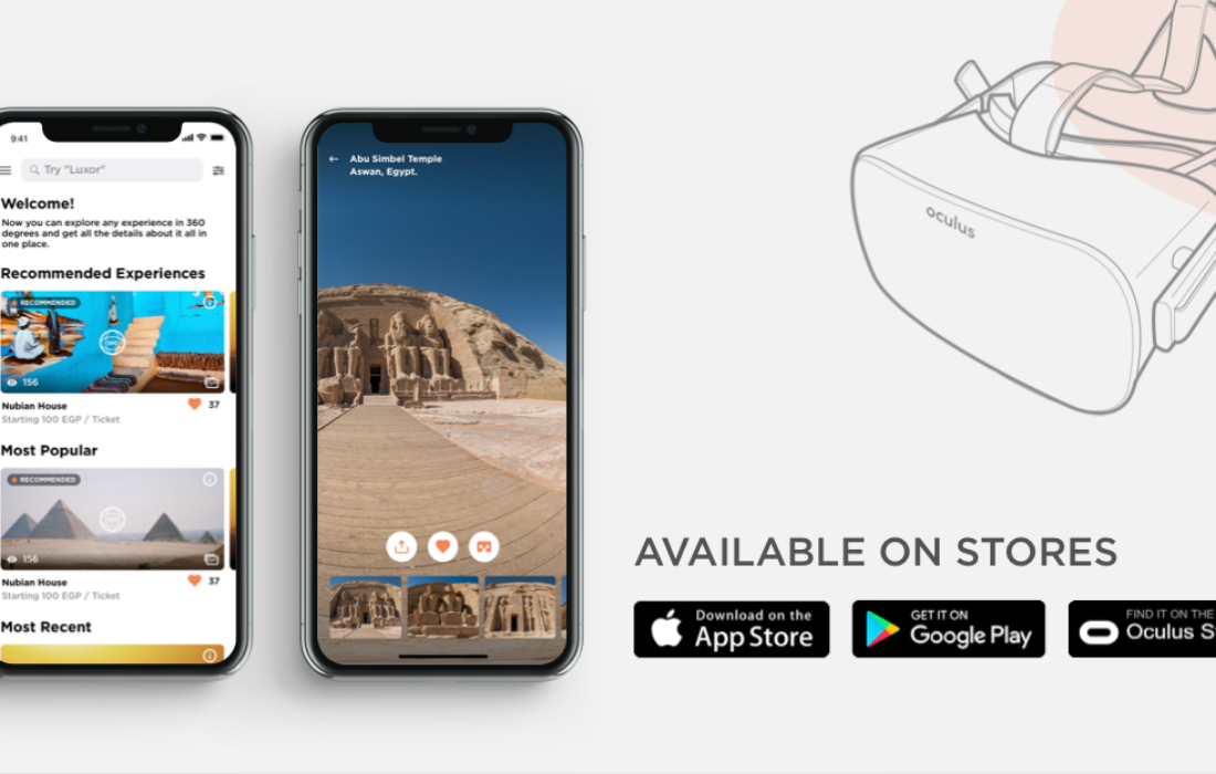"""A Virtual Tour """"Around Egypt"""""""