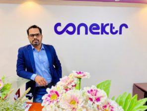 Conektr Raises $800,000 in Pre-Series A Funding Round