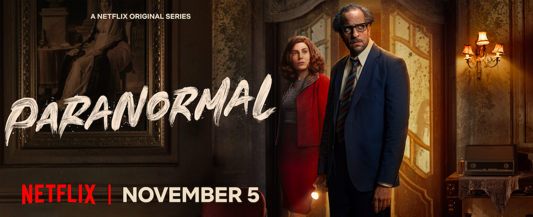 Paranormal: First Egyptian Netflix Original Debuts Today