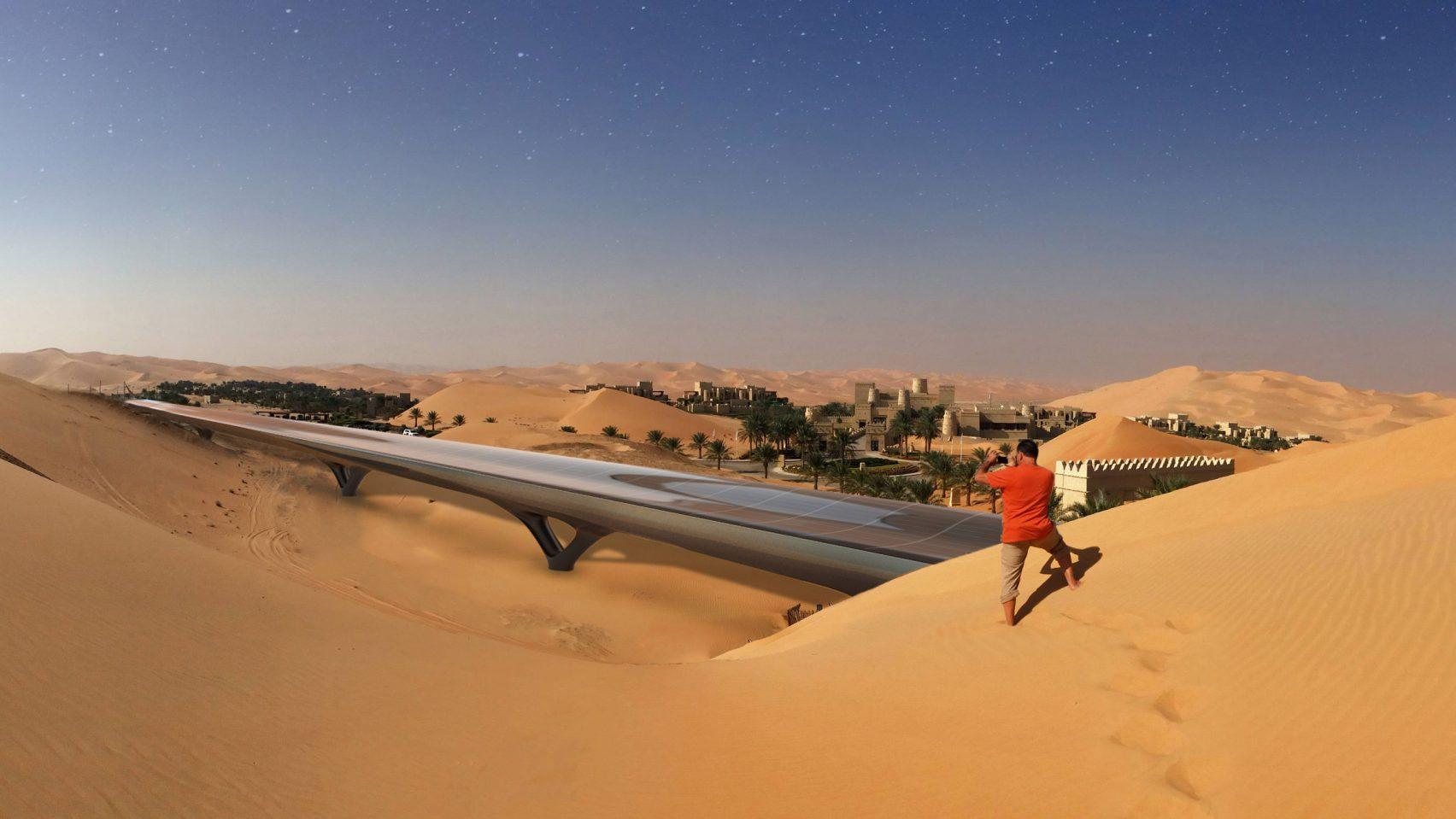 Virgin Hyperloop: The Future of Middle East Transportation?