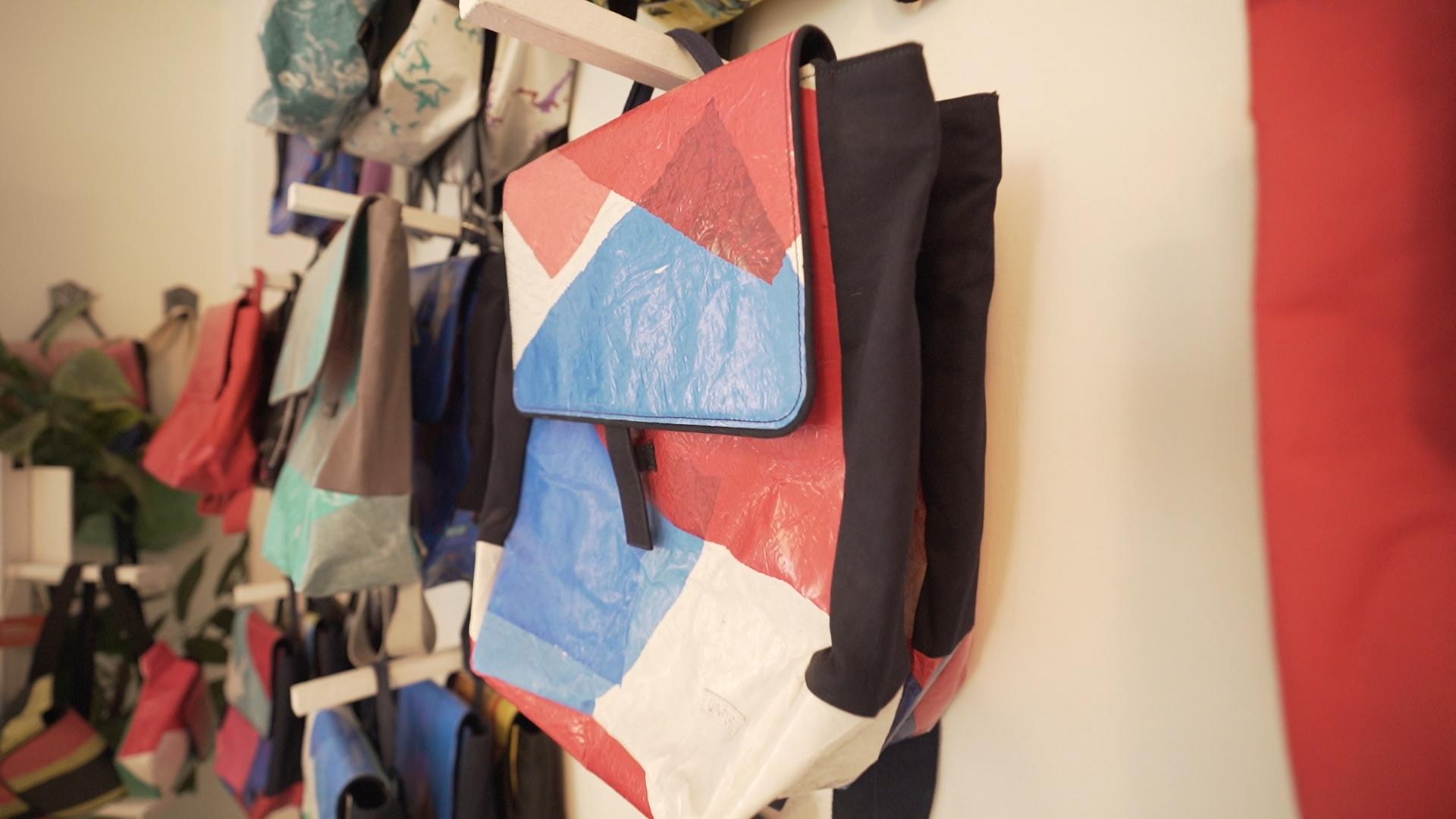 Up-Fuse: Tackling Egypt's Plastic Bag Problem