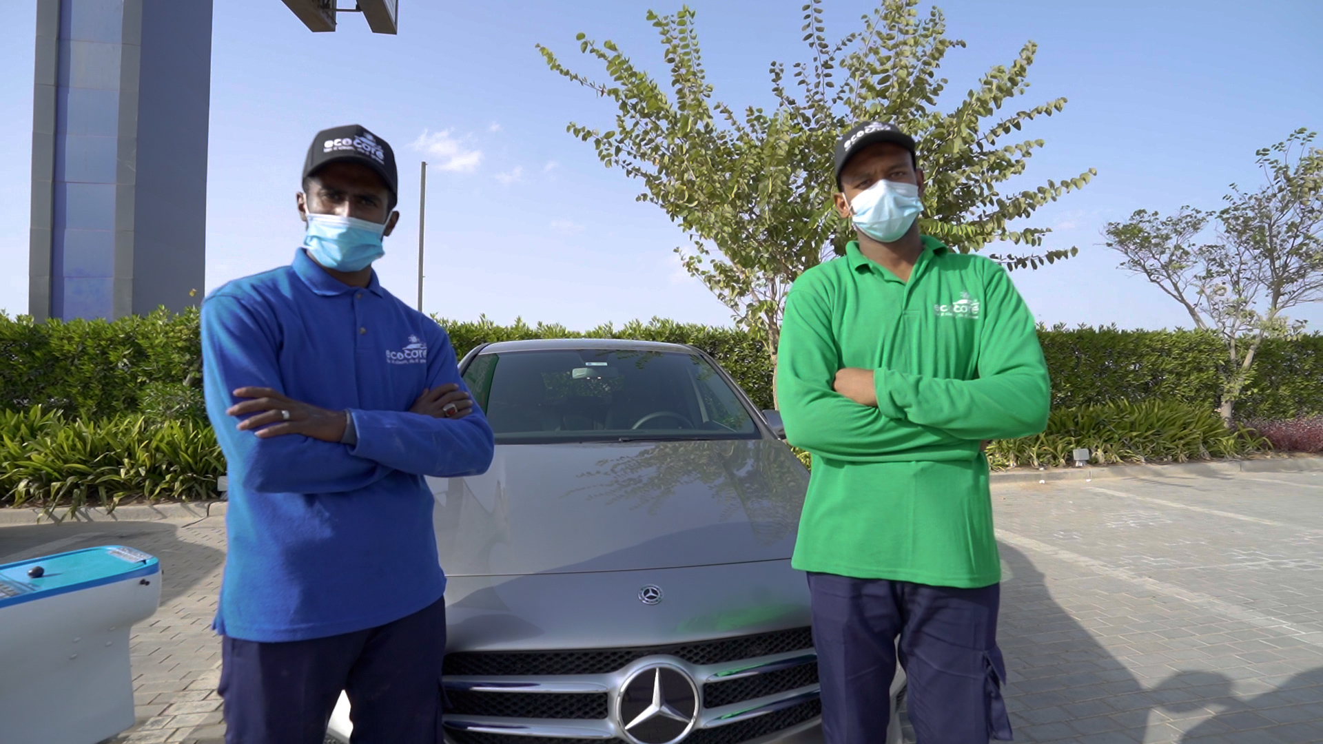 Eco Care: Bringing Eco-Friendly Car Washes to Egypt