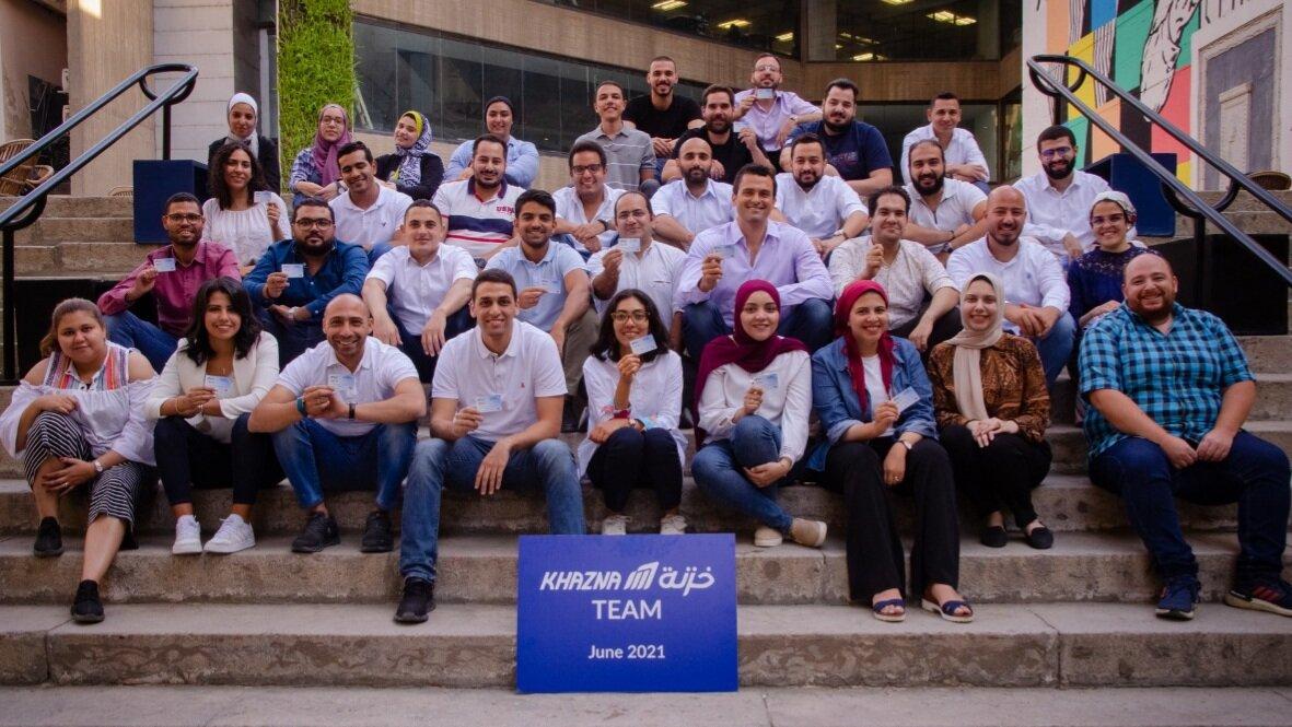 Khazna and ADIB Egypt's Prepaid Card Gets CBE Approval