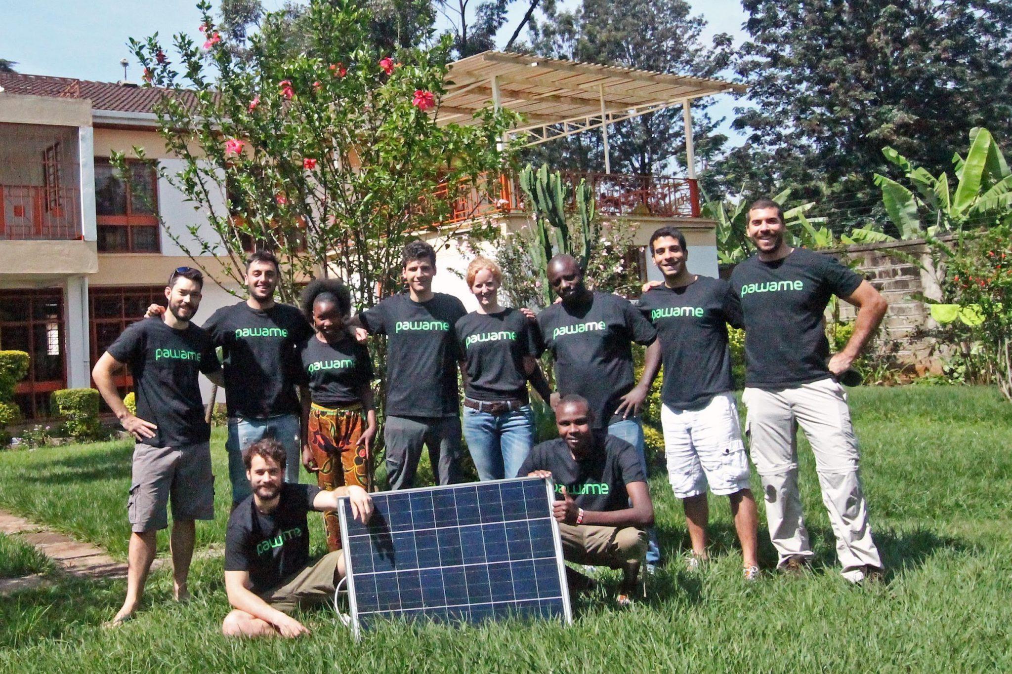 Renewable Energy Startup Pawame Raises $2.5 Million