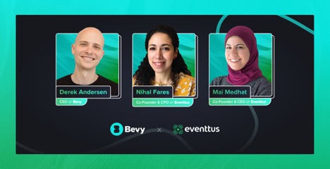 Global Event Platform Bevy Acquires Egypt's Eventtus
