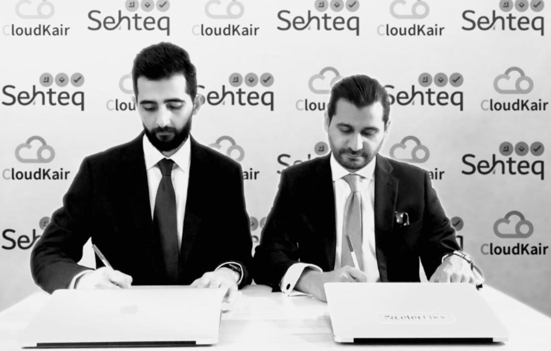 Bostan-Based Cloud Klair to Acquire UAE Startup Sehteq